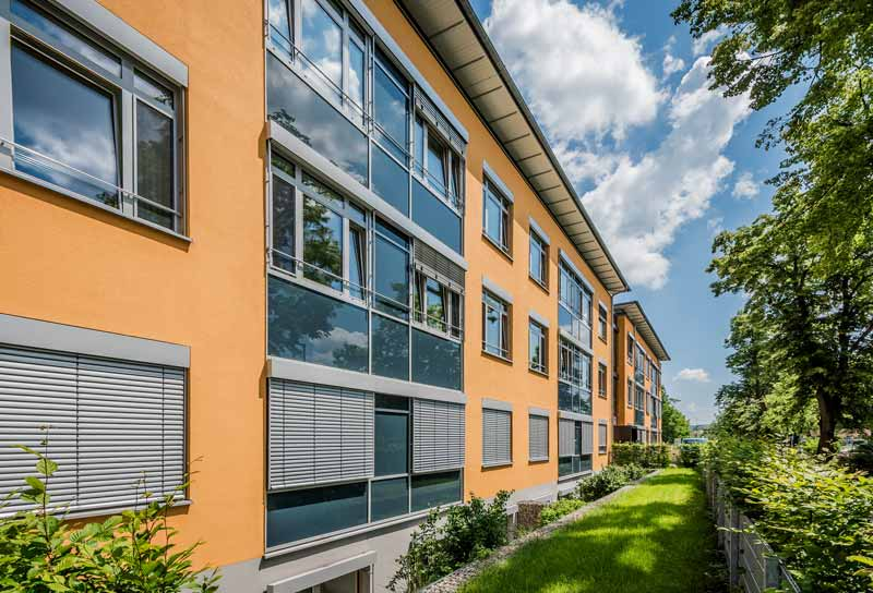 Klinikgeb ude neubau stiftungsgeb ude i landkreis neumarkt - Architekten neumarkt ...