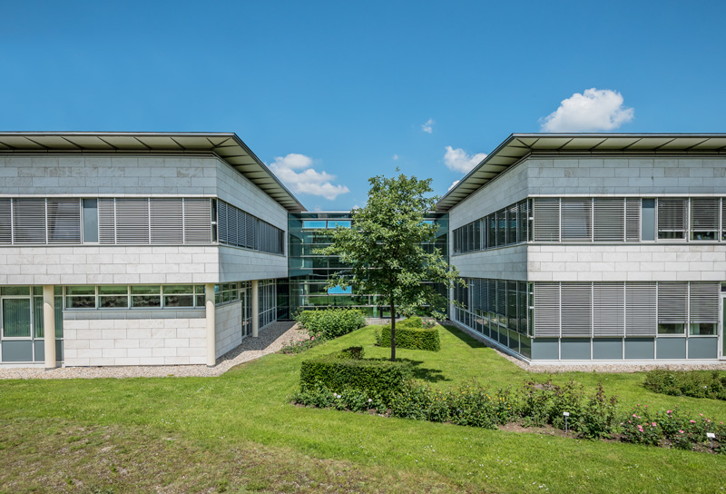 Klinikgeb ude sanierung neubau neumarkt distler architekten - Architekten neumarkt ...